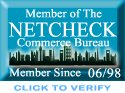 Member of Netcheck - Ethical business on the internet.